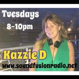 Sound Fusion Radio - Kazzie D - 2nd May 2017