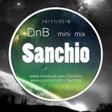 DnB mini mix (14.11.2016)