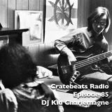 Cratebeats Radio Episode 85 (Steely Dan Tribute Pt. 2)