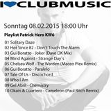Patrick Hero - I LOVE CLUBMUSIC on BN Radio KW 06_15