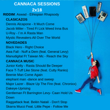 CANNACA SESSIONS 2x18