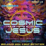 """CELLOPHANE H2017.16 """"COSMIC JESUS"""" age de pierre mix"""