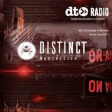 Distinct Manchester Show 3 with Michael James Guest mix
