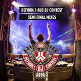 Sisio   SA   Defqon.1 Australia DJ Contest