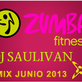 zumba mix junio 2013- djsaulivan
