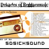 SoSick - Reggae Dekades vol. I - 70's Section Mix