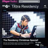 BBC 1Xtra New Residencies Mix (RADIO RIP) Dec 2017