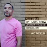 ELECTRONIC PLAYER radio show (March 7. 2018) - Pascal Walter