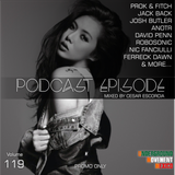 Podcast Episode #119 (Underground Edition), Mixed by Cesar Escorcia
