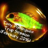Tony Dominguez - Trap Session (February 2016)