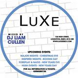 DJ Liam Cullen - 'LuXe Essex' Winter Mix 2015