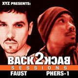 DJ FAUST - Back2Back Mix