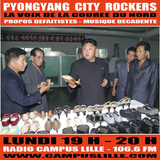 평양 City Rockers #049, lundi un peu bleu (27-11-2017)