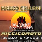 SUNSET EMOTIONS 81.1 (01/04/2014)