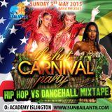 Dancehall Hip Hop mix 2015