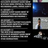 2015 07 21 22-23h (gmt1) KATO PrOmO-factory Exclusve Guest Radio Show w/DJ Style (Subwoofer Records)