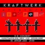 Kraftwerk - Kunstsammlung NRW/K20, Düsseldorf, 2013-01-18 [Late Show]