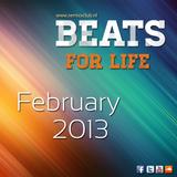 RemixxClub - Beats for Life February 2013
