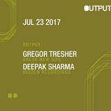 Gregor Tresher - Live @ Output Club (New York, USA) - 23.07.2017