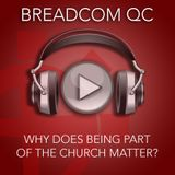 Why does being part of a church matter? - Pastor Abet Almanza - Nov 9, 2014