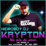 Estoy Bailando LIVE! - Krypton: Un año de amor (Sala Plataforma BCN - 20/4/2014)