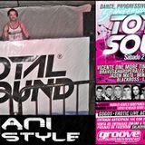 DjANI STYLE @ 5º Aniversario Total Sound (sala Groove, Pinto, Madrid) zona Open Air 02-06-2012
