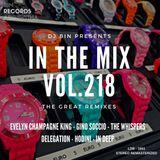 Dj Bin - In The Mix Vol.218