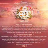 Steve Aoki @ EDC Orlando, United States 2014-11-09