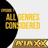 All Genres Considered Episode 1 (Hip-Hop/Rap) - 2/4/2019