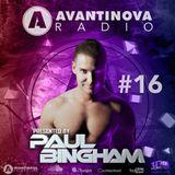 AVANTINOVA RADIO #16