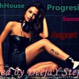 A TechHouse August 007 mixed by ÐeejaY Stef 26.08.2013.