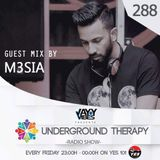 Jayy Vibes - Underground Therapy #288 (Guest mix by M3SIA)