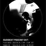 Audioexit Podcast047 Pt.1 - Qeel
