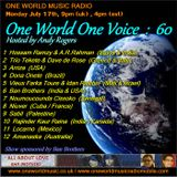 One World One Voice 60