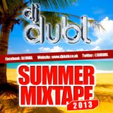 2013 Summer Mixtape by @DJDUBL