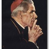 Bishop Sheen speaks about What Man Is.  Also a Catechism Lesson about the World, Souls and Things.