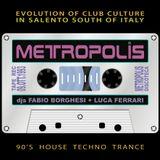 METROPOLIS (Le.IT) 1993.10.09 djs Fabio Borghesi + Luca Ferrari