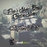 Chapter 008_Pep's Show Boys RadioShow at Cooltura FM