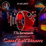 FXxXperiments@CarneBallBizarre im Separee vom KitKatClub (21.01.2017) - Part2