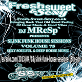 DJ MRcSp`Pres. Slink Funk House Session (75th Edition 18th Apr 2013) FSS Promo
