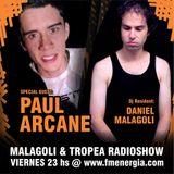 Paul Arcane - Trance Guest Mix @ Radio Energia - Resident: Daniel Malagoli