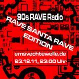 Sascha Müller pres. 90s RAVE Radio 23.12.2011 (Rave Santa Rave)