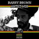 Barry Brown - Artist Mix