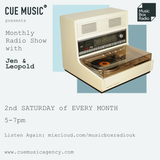 Cue Music w/ Optimus Funk - Saturday 11th March 2017