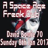 A Space Age Freak Out - David Bowie 70