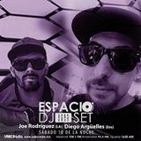 Joe Rodriguez, Espacio DJ Set