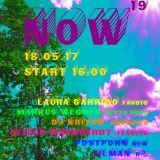Postporn @ NOW¹⁹, Jetzt Start *free* Open Air am Donnerstag 18.05.2017 am Spielplatz Humboldthain