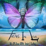 B.e.n. - Freaks in Love Festival - Alternative Stage set
