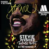 Dj Reverend P @ Motown Party Speciale Stevie Wonder, Djoon Club, Paris, Saturday October 5th, 2014