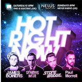 Hot Right Now - Saturday 4th November 2017 - with James Bowers & Stonebridge